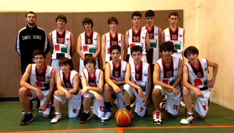 Cadete masculino y femenino participaron en el 5º Torneo Labenne Basket