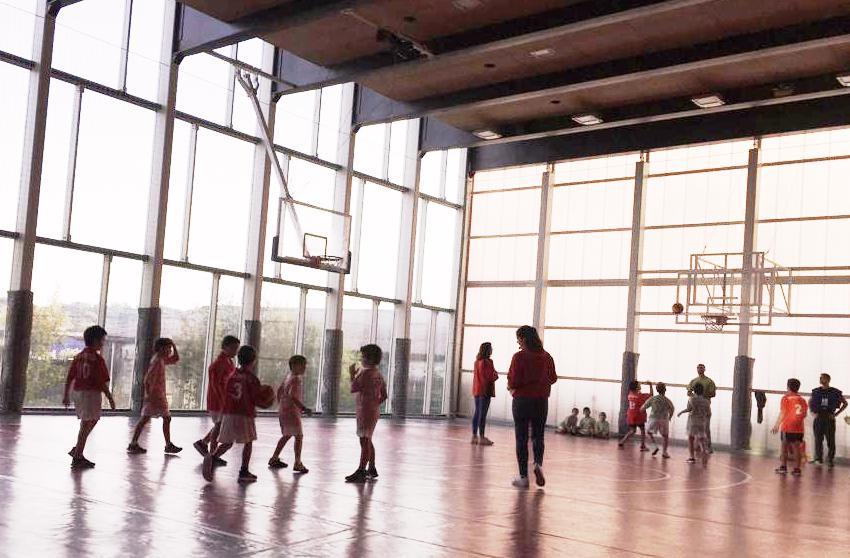 C.B. Erroibide y Deporte Escolar